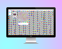 Chris Phillips Glitch Art website
