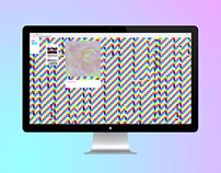 Chris Phillips Glitch Art website