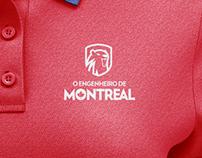 Engenheiro de Montreal Brand Identity