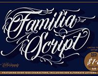 Familia Script Font