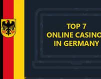 7 Best Online Casinos for German players