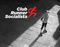 Club Runner Socialista - Comissioned Work