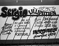 Sergio, Bordeaux Carnival 1986