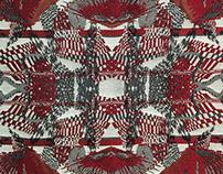 Jacquard Cloth Ex Machina