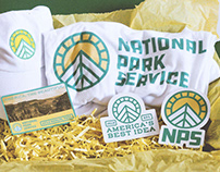 National Park Service Re-brand