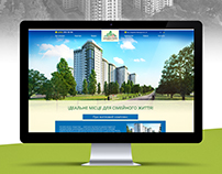 Akadem park website presentation