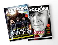 """Revista de Cine """"Acción"""""""