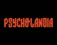 Psycholandia logo design