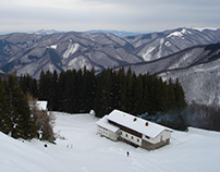 Ambaritsa cabin (2009)