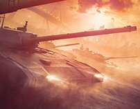 Armored Warfare - Golden Sunset