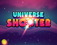 Universe Shooter Game Design