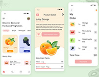 App for Fruits and Vegetables