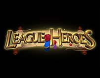 League of Heroes Logo