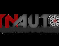 проект логотипа для сайта магазина автозапчастей