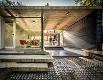 La Viña Suburban Dwelling by STC Arquitectos