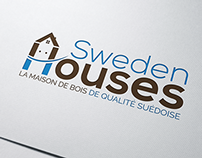 Logo - Sweden Houses