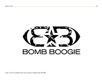 Bomb Boogie Logo Restyling