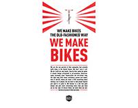 Detroit Bikes: We Make Bikes