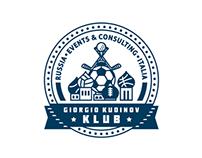 Logo design - Kudinov Klub