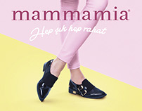 MAMMAMIA SHOES VISUAL CONCEPT