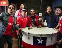Entel Copa América 2015 / Radio Bombo Campaign