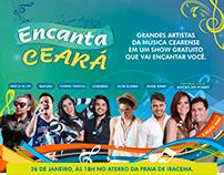 SVM | Anúncio Encanta Ceará