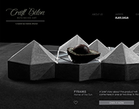 Craft Beton Website