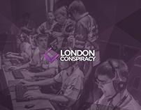 London Conspiracy - Esports Branding