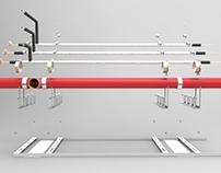 Parts Explosion Animation - Civil Engineering