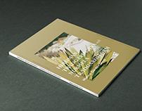 Garden show booklet