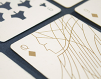 French Playing Card redesign – BA degree