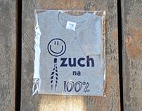 Projekt koszulki Zuch na 100%