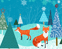 2016 Christmas Fabric & Paper Products