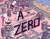 [Album cover design] Bay Leaf X Jibby A-ZERO