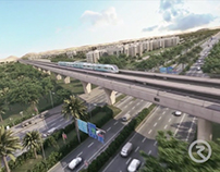 Real Image 3D Animation - RTA Route 2020