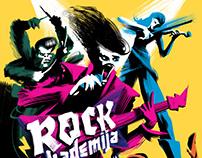 Rock Academy - Poster