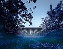 Grid Pavilion