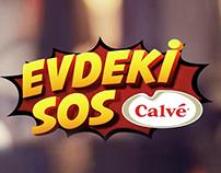 CALVE - EVDEKİ SOS TVC