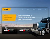 OTRUSA e-Commerce for industrial tires