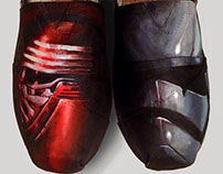 Star Wars The Force Awakens Shoes