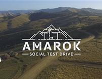 Volkswagen Amarok Social Test Drive
