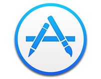 OSX App Store alternative icon