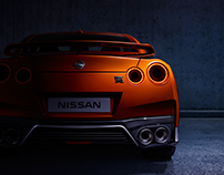 NISSAN GT-R campaign