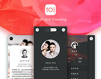 Chef and Recipe -Cooking APP