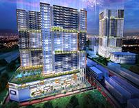 Highrise Buildings @ Penang