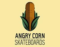 Angry Corn Skateboards