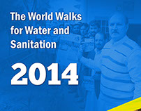 Pakistan Walks for Water and Sanitation Campaign