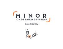 Minor Ondernemerschap_brand identity