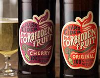 Forbidden Fruit (St. Julian Winery & Distillery) Design