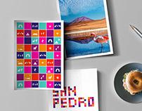 Identidade San Pedro - Kit de Peças